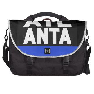 Atlanta 2 Blue Commuter Bags