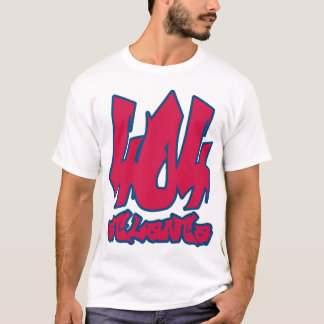 Atlanta 404 Area Code Shirt - Braves Colors
