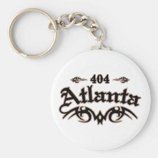 Atlanta 404 key ring