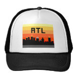Atlanta 8-Bit Skyline ATL Cap