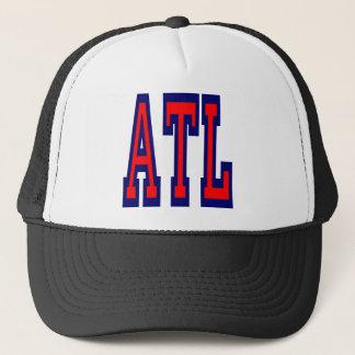 Atlanta ATL Design 4 Trucker Hat