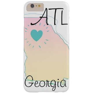 "Atlanta ""ATL GA"" Local Pride Phone Case"