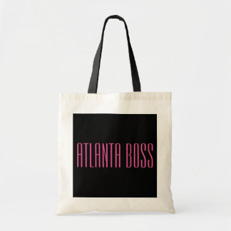 Atlanta Boss Budget Tote Bag