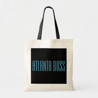 Atlanta Boss Budget Tote Bag