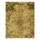 Atlanta Campaign - Civil War Panoramic Map 2 Poster