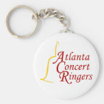 Atlanta Concert Ringers Keychain