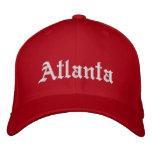 Atlanta Embroidered Hats