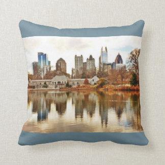 Atlanta En Vogue 4 (Slate Blue) Cushion
