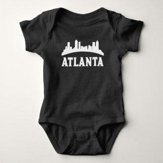 Atlanta GA Skyline Baby Bodysuit