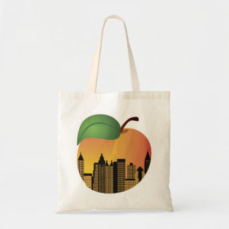 Atlanta Georgia and Peach Bag
