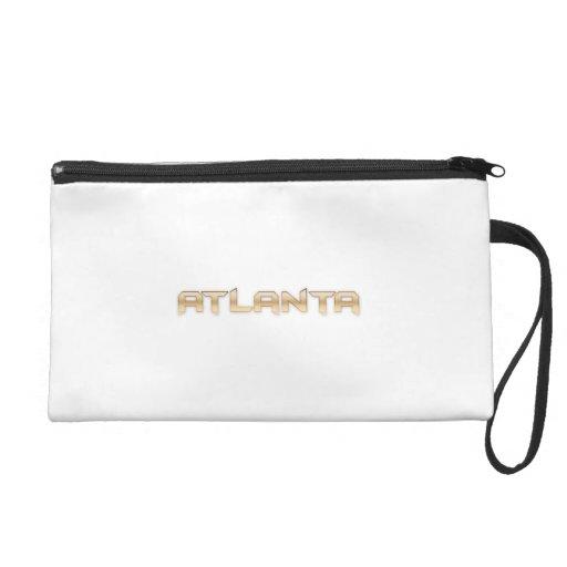 Atlanta Georgia Wristlet Purses