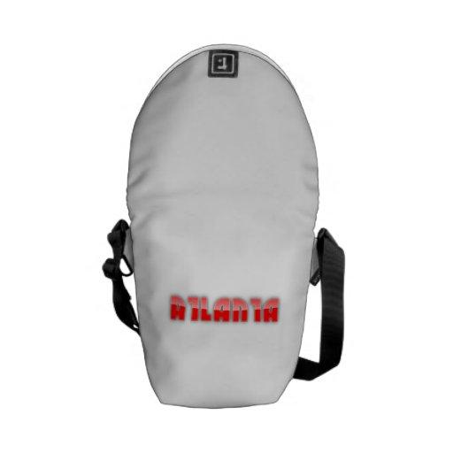Atlanta Georgia Messenger Bag