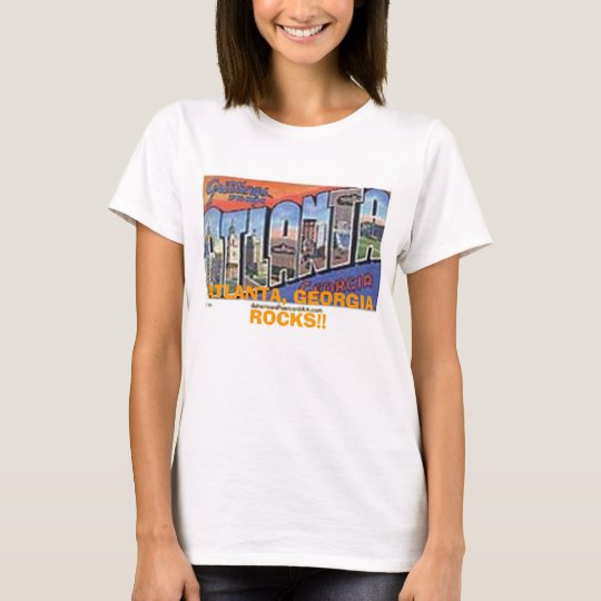 ATLANTA, GEORGIA ROCKS!! T-Shirt
