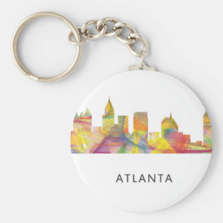 ATLANTA GEORGIA SKYLINE WB1 - KEY RING