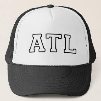Atlanta Georgia Trucker Hat