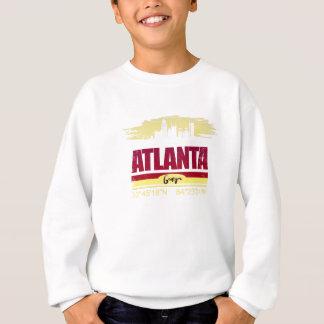 Atlanta grunge Georgia skyline Sweatshirt