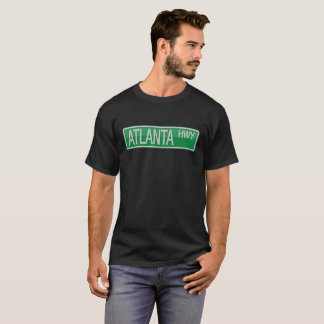 Atlanta Highway road sign T-Shirt