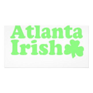 Atlanta Irish Photo Card