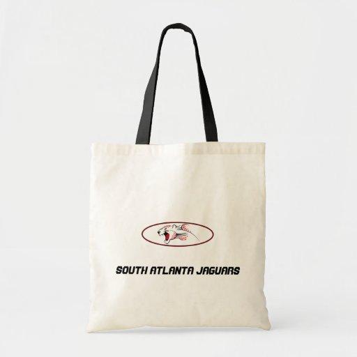 Atlanta Parks And Recreation South Atlanta Jaguars Bag