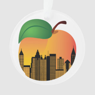 Atlanta Peach - SRF Ornament