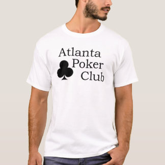 Atlanta Poker Club T-Shirt Classic Logo