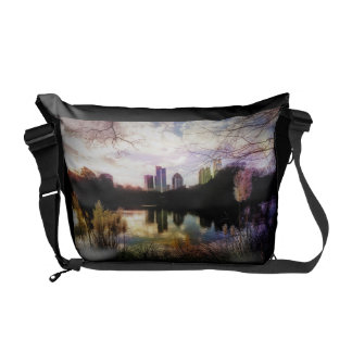 Atlanta Skyline Bag Messenger Bags