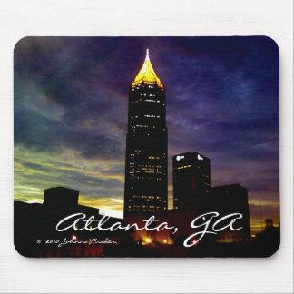 Atlanta Skyline Mouse Pad