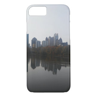 Atlanta Skyline Phone Case