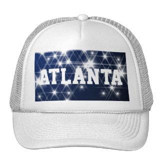Atlanta Sparkle Trucker Hat