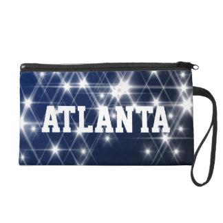 Atlanta Sparkle Wristlet