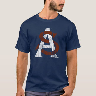 Atlanta Spikes Baseball - AS Logo T-Shirt
