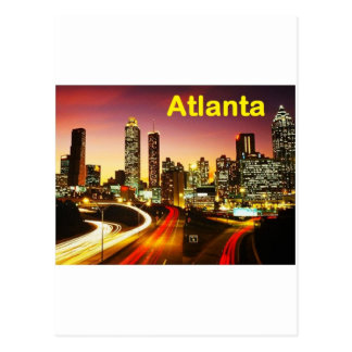 Atlanta (USA) (St.K) Postcard