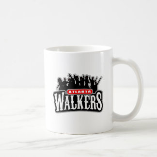 Atlanta Walkers Basic White Mug