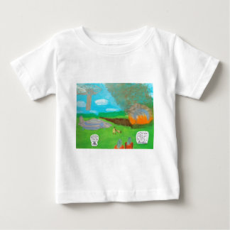 Atlantean super jet crash 11,000 B.C..JPG Baby T-Shirt