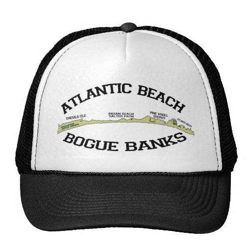 Atlantic Beach. Hat