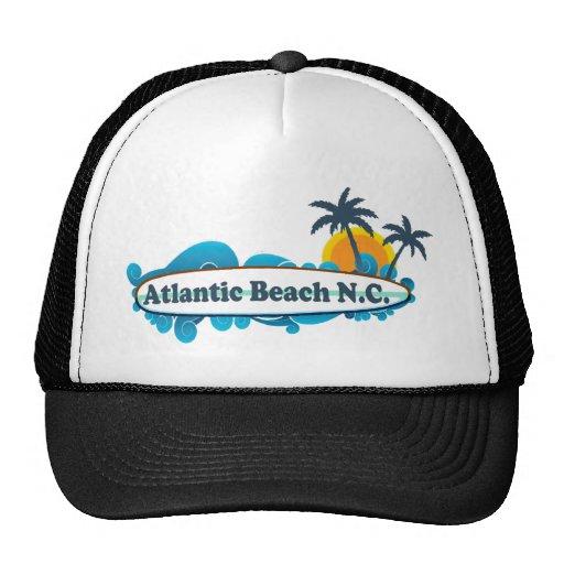 Atlantic Beach. Mesh Hat