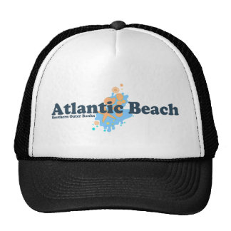 Atlantic Beach. Hats