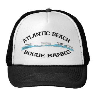 Atlantic Beach. Trucker Hats