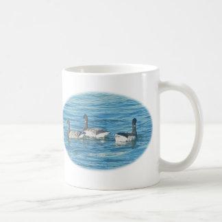 Atlantic Brant Geese Boss Birthday Basic White Mug