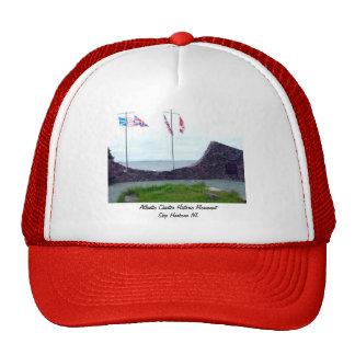 Atlantic Charter Historic Monument Ship Harbour NL Trucker Hats