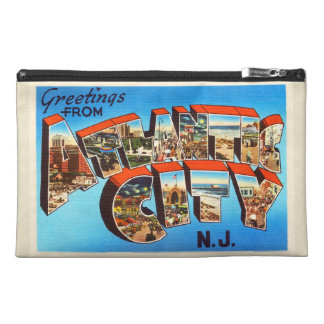 Atlantic City 1 New Jersey NJ Vintage Travel - Travel Accessory Bags