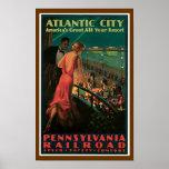 Atlantic City ~ All Year Resort Poster
