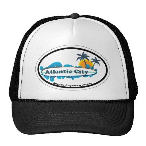 Atlantic City. Hats