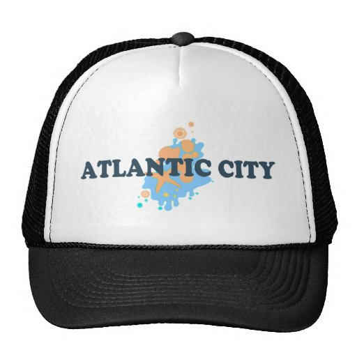 Atlantic City. Hat