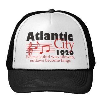 Atlantic City Mesh Hat