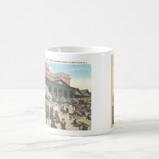 Atlantic City Images Basic White Mug