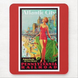 Atlantic City Mouse Mat