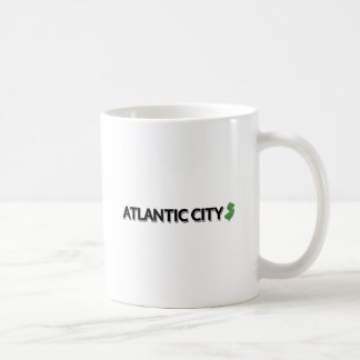 Atlantic City New Jersey Coffee Mugs
