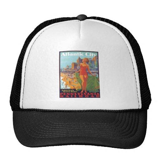 Atlantic City,New Jersey Hats