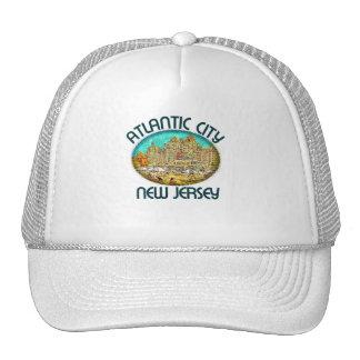 Atlantic City, New Jersey Hats